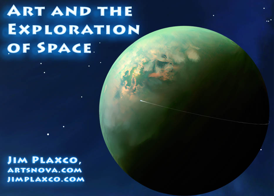 Art and the Exploration of Space Lecture