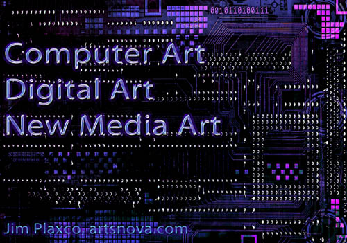 Computer Art / Digital Art / New Media Art Lecture