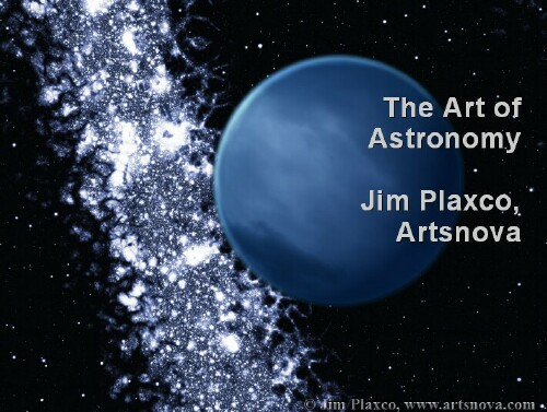 Art of Astronomy Lecture