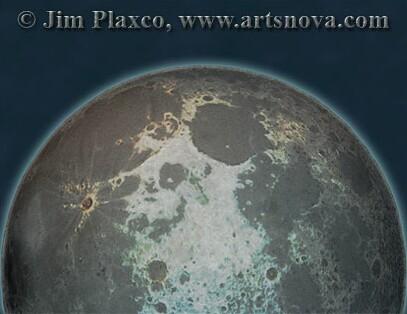 Mistress Moon by Jim Plaxco