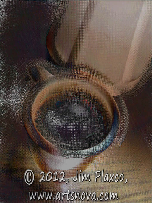 Coffee digital art