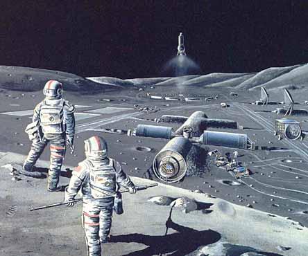 NASA Lunar Basex